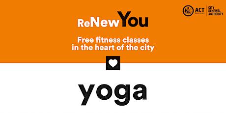 Yoga with FlowYoga on Thursday tickets