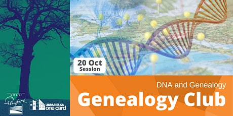 Genealogy Club: DNA and Geneaolgy tickets