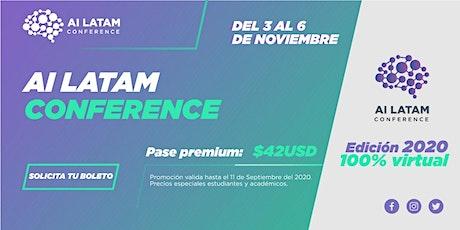 AI LATAM Conference entradas