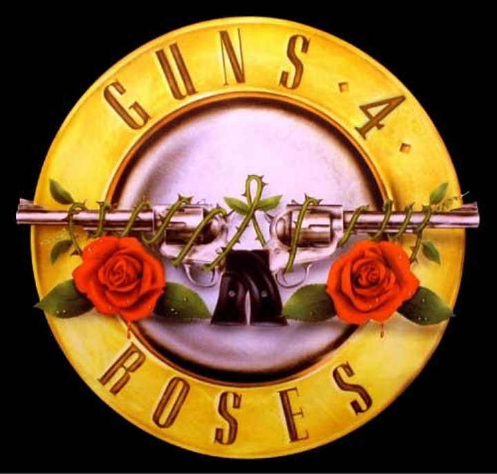 """Glass Cactus presents """"Guns 4 Roses"""" live with Metal Shop image"""