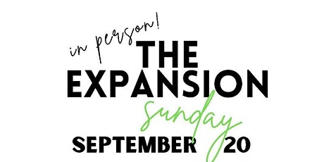 The Expansion tickets