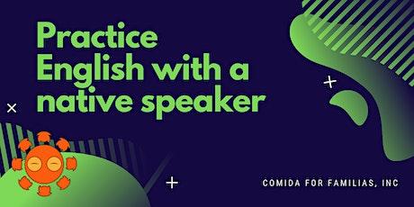 Practice Conversational English [Virtual] tickets
