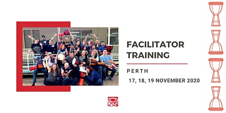 DRUMBEAT 3 Day Facilitator Training |Perth | WA tickets