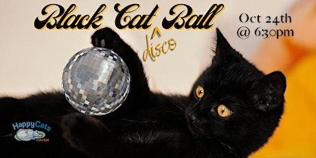 Black Cat (disco) Ball - Virtual Gala tickets