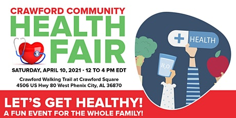 Crawford Community Health Fair tickets