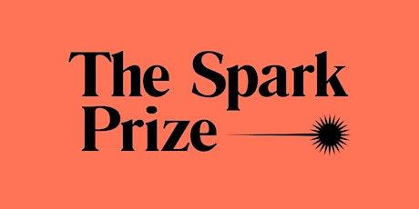 Spark Prize In-Conversation Workshop  tickets