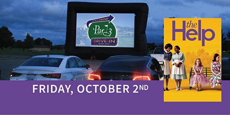 "Par 3's Dine-out and Drive-in Movie ""The Help"" tickets"
