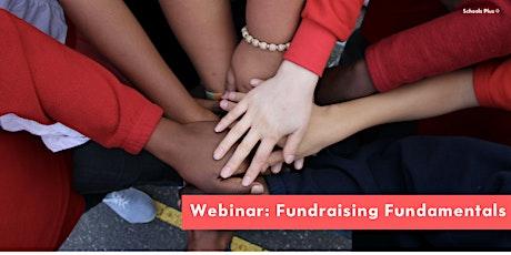 Fundraising Fundamentals Webinar, Thursday 19 November 2020 tickets