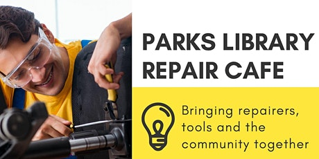 Parks Repair Café tickets