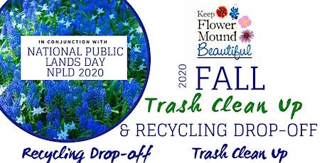 KFMB 2020 Fall Trash Off tickets