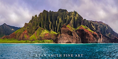 2021 ICONS of Kauai ( May ) Adventure Photography Workshop with Ryan Smith tickets
