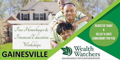 Gainesville-Change Your Credit-Life Free Virtual Workshop tickets