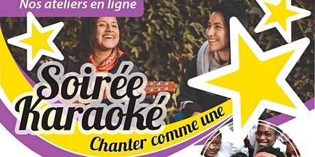 """""""Chanter comme une star"""" -  Votre soirée Karaoké biglietti"""