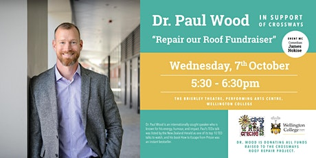 Dr Paul Wood - Crossways Creche Fundraiser tickets
