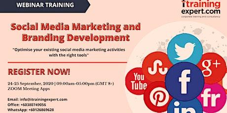 Social Media Marketing and Branding Development tickets