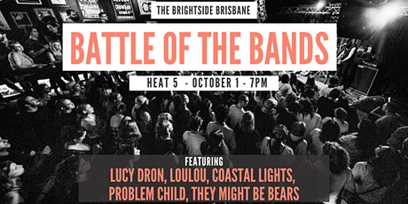 Battle of the Bands - Heat 5 tickets