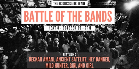 Battle of the Bands - Heat 8 tickets