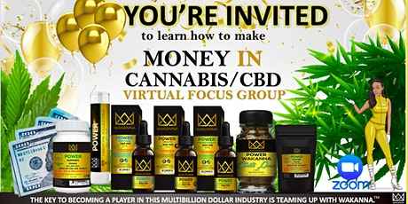 Own a CBD Online Dispensary (Live Weekly Webinar) tickets