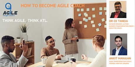 Free Webinar #3 - How to become an Agile Coach tickets