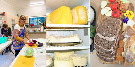 New Cheese, Sourdough & Fermented Foods Workshops - Boyne Island tickets