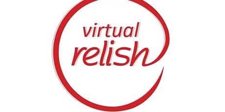 Brisbane Virtual Speed Dating | Do You Relish? | Singles Virtual Event tickets