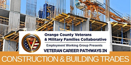 Veteran Career Pathways - Careers in the Construction & Building Trades tickets