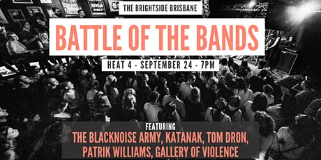 Battle of the Bands - Heat 4 tickets