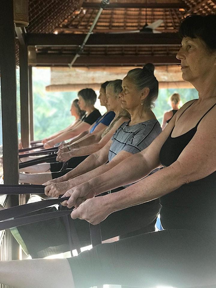 Women's Transformational Wellbeing Retreat. 2