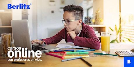 Clase GRATIS!: Inglés OnLine para  Adolescentes -  Sábado entradas