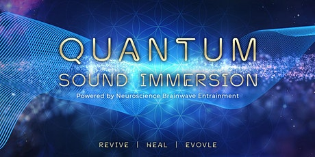 Quantum Sound Healing tickets