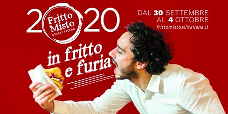 Fritto Misto 2020: l'unico vero festival del Fritto in Italia. biglietti