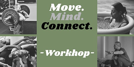 Move Mind Connect Workshop 1.0 - Emergency Services & Defence Force Edition tickets