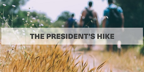 The President's Hike tickets