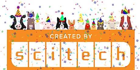 SciTech - Party Animals Show & Workshop (4-8yrs) tickets