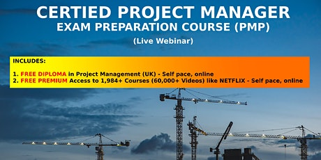 Free Certified Project Manager Exam Preparation Course (DEMO CLASS) tickets