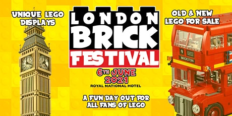 London Brick Festival 2 tickets