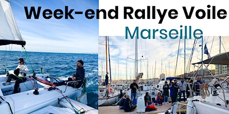 Week-end Rallye Voile 2020 #4 Marseille billets