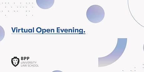 Virtual Open Evening: Legal Practice Course (LPC) Tickets