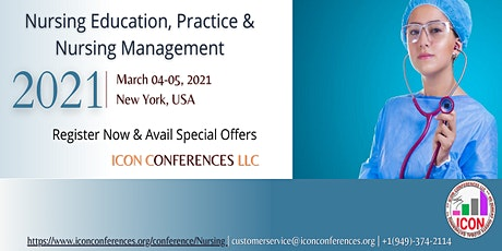 Nursing Education, Practice & Nursing Management tickets