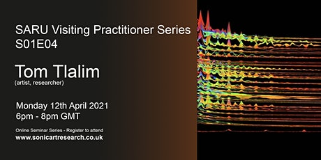 SARU Visiting Practitioner Series: Tom Tlalim tickets