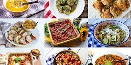 HEALTHY HOME COOKING WITH JAN - Healthy Italian Cooking tickets