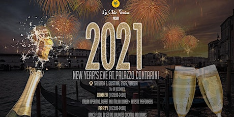 New year's Eve Party 2021 - Palazzo Contarini Porta di Ferro tickets