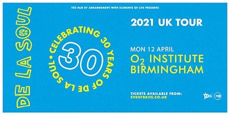 De La Soul - Celebrating 30 Years of De La Soul (O2 Institute, Birmingham) tickets