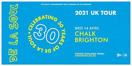 De La Soul - Celebrating 30 Years of De La Soul (Chalk, Brighton) tickets