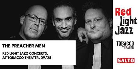 Red Light Jazz Concerts - The Preacher Men tickets
