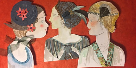 Adult Creative Workshops: Paper Flappers and Jazz Age Fashion