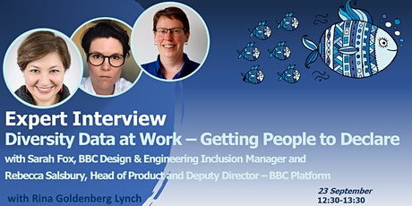 D&I EXPERT INTERVIEW: Diversity Data at Work – Getting People to Declare tickets