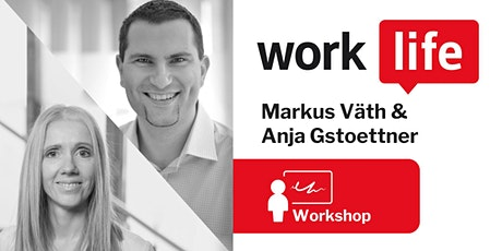 New Work Practitioner  - mit Markus Väth & Anja Gstöttner Tickets