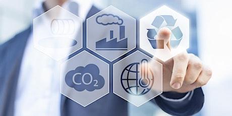 Carbon negative:  understanding net zero in challenging times tickets