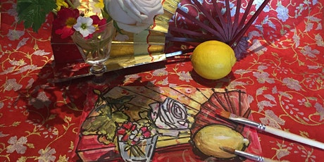 Adult Creative Workshop: Vibrant 1920s Still Life Explorations tickets